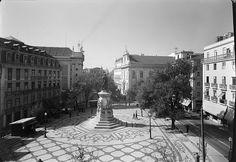 Praça Luís de Camões, Lisboa (Portugal)