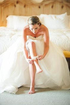 Capture these getting ready moments on your wedding day.