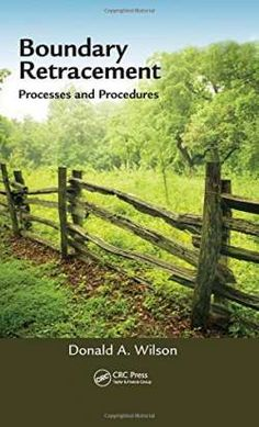 Boundary Retracement: Processes and Procedures free ebook