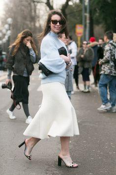 Street Style: Milan Fashion Week fall '14