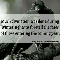 Divination ¤ Viking ¤ Winter
