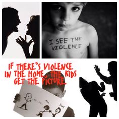 Domestic violence and how it affects kids