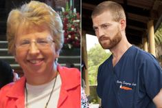 Ebola-plagued doctor gives only dose of 'cure' to colleague Please pray for all the victims; but especially for those who serve others while serving God.