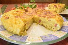 Ομελέτα με λουκάνικα και πατάτες: Γευστικό και γρήγορο πιάτο για όλους Mashed Potatoes, Brunch, Cooking, Ethnic Recipes, Food, Whipped Potatoes, Kitchen, Smash Potatoes, Eten