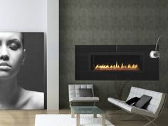 RED Series Gas Fireplace