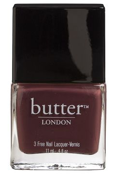 Butter London 3 Free Nail Lacquer Knees Up - naillacquer Butter London Nail Polish, London Nails, Knee Up, Pink Bubbles, In Cosmetics, Nails Inc, Cute Nail Designs, Nail Polish Colors, Color Of The Year