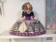 Amparo Miras Clay Figures, Ideas Para, Harajuku, Art Projects, Style, Fashion, Baby Dolls, Paper, Girls
