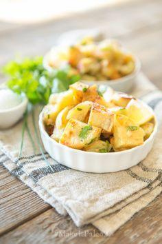 Make It Paleo 2 - Roasted Sweet Potatoes with Citrus Dressing
