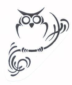 I want this one tiny and behind my right ear. Owls were my mom's favorite animal and I miss her, so this will be for her, kinda like she is always there whispering in my ear<3