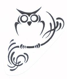 owl tattoo - Buscar con Google