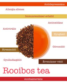 Rooibos tea, a vörös csodaszer Dél-Afrikából Cantaloupe, Fruit, Food, Essen, Meals, Yemek, Eten