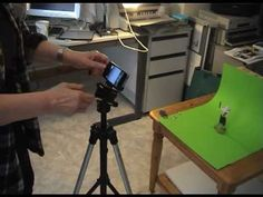 Making Stop Motion,Claymation, Animation TOTALLY going to do this with my students!