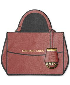 MICHAEL Michael Kors Never Have 2 Many Handbags Sticker - Handbags & Accessories - Macy's
