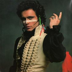 Stand and deliver! Adam Ant AM4SP