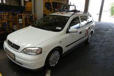 PKW (M1) Opel Astra G Caravan - VIE KFZ und Flughafentechnik der Flughafen Wien-Gruppe - Karner & Dechow - Auktionen
