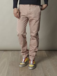 Fancy - AMI Chino trousers from Matches Fashion