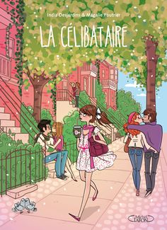 Illustrations Penelope Bagieu: Added to my to purchase list. Illustration Artists, Illustration Girl, I Love Books, My Books, S Diary, Green Books, Character Development, How To Make Comics, Portfolio