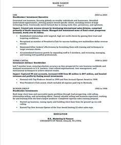 salesperson resume the salesperson resume can be a good start when you are starting to have - Salesperson Resume