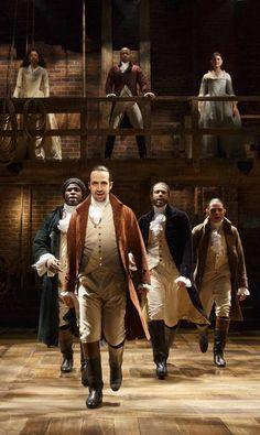 Hamilton: Nasce um fenômeno na Broadway - Jornal O Globo