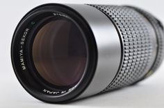 [Exc⁺⁺] MAMIYA-SEKOR C 210mm F4 N MF Lens For MAMIYA 645 #Mamiya