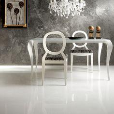 Cloud is a pure white porcelain tile that looks stunningly similar to stone Thassos. White Tile Floor, Flooring, Interior, Floor Tile Design, White Porcelain Tile, White Floors, White Polished Porcelain Tiles, Floor Design, Home Decor