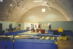 The Friendship Gymnastics Center, which is housesd inside a SteelMaster Quonset hut,was recently featured in the local newspaper the Fluvanna Review. Description from steelmasterusa.com. I searched for this on bing.com/images