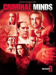Paramount Studios Criminal Minds: The Third Season