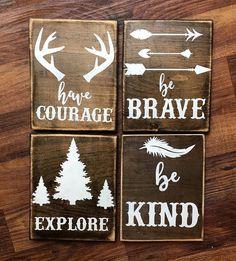 Explore, be brace, be kind