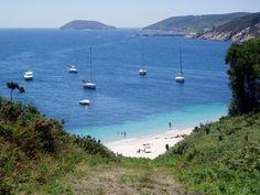 Islas Ons - Galicia