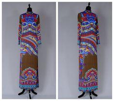 LEONARD Fashion Paris Vintage 70s Sikiang Jersey by vdpshop, €545.00