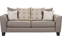 picture of Bridgeport Taupe Sofa from  Furniture