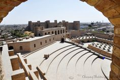 Qala Ikhtyaruddin citadel in the heart of Herat. Vicariously traveling through western Afghanistan.