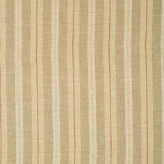 Dundee Stripe Checks & Stripes Fabric | Linwood Fabrics