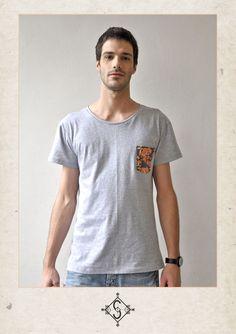 Camiseta masculina - Áries