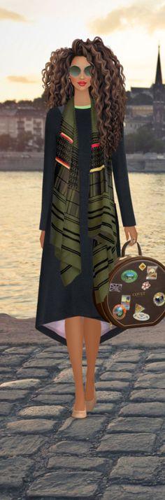4 Factors to Consider when Shopping for African Fashion – Designer Fashion Tips Covet Fashion Games, Diva Fashion, Fashion Art, Fashion Outfits, Fashion Design, Black Women Art, Beautiful Black Women, Express Fashion, Black Artwork