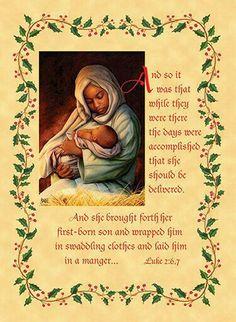The black Madonna Black Christmas, Christmas Images, Christmas Art, All Things Christmas, Vintage Christmas, Christmas Blessings, Christmas Greetings, Sunday Prayer, Black Santa