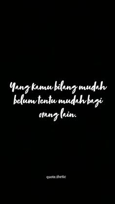 Tweet Quotes, Daily Quotes, Words Quotes, Qoutes, Cinta Quotes, Black Quotes, Word 2, Tumblr Quotes, Caption