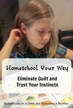 Guest Post from Brenda at Schooling a Monkey While this post is geared toward homeschooling parents, it also applies to parents of children in traditional school as well! We all make decisions about how to educate our children and may feel unsure from time to time! This post offers some helpful encouragement for parents who …
