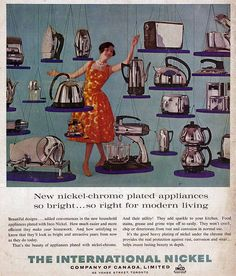 home appliances 1960s - Google Search
