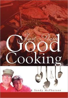 Just Plain Good Cooking
