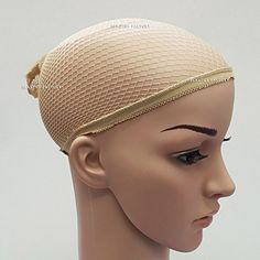 Bf New Quality Fashion Mesh Weaving Stretchy Wig Cap Natural Tone Hair Net Colour Blonde Code >>> Click image for more details. (This is an affiliate link) Blonde Color, Hair Color, Wig Cap, Wig Hairstyles, Blonde Hair, Weaving, Hair Accessories, Mesh, Body Makeup