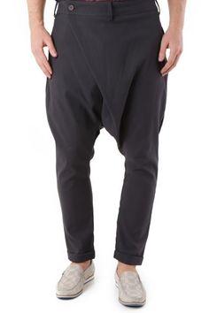 Pantaloni Uomo Absolut Joy (VI-P2469) colore Grigio