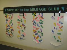 Step Up to the Mileage Club Image