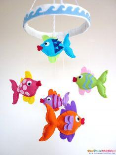 Balık Mobili Etkinlik Örnekleri