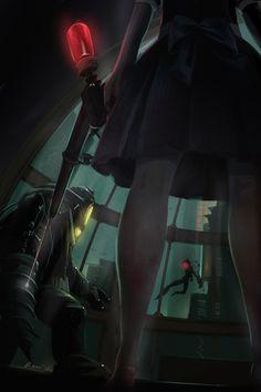Bioshock 2 poster by ~sadiek on deviantART