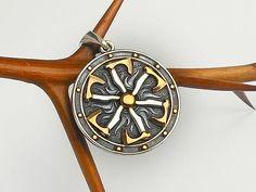 Viking Axe pendant.Viking Axe jewelry.Viking Axe by Vigmarr