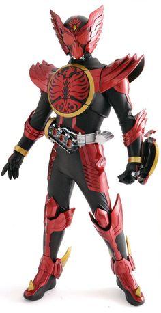 OOO TaJaDor, Kamen Rider