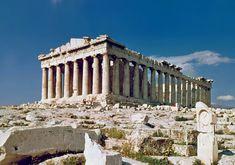 Atenas_Partenon_Viajando bem e barato pela Europa