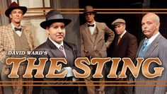 'The Sting' at the Maverick Theater in Fullerton CA....awesome sets and timing.