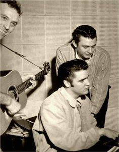 Sun Studio, Memphis. December 4th 1956